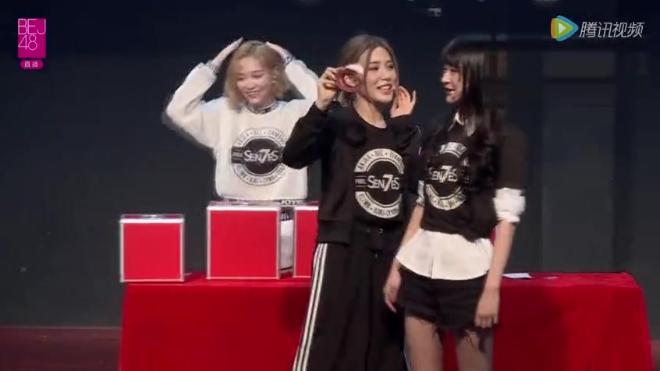 「SNH48」「张语格」「戴萌」虎视眈眈