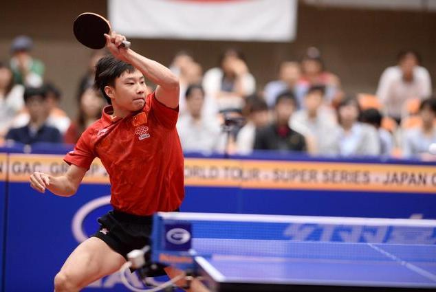 国乒世界冠军遭淘汰!曾强势逆转击败许昕,如今两度领先却被击溃