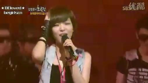「中文翻譯」 Brown Eyed Girls - 金正恩的巧克力 「3-3」