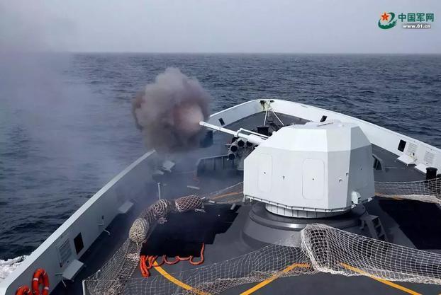 军舰上打出去的炮弹壳去哪里了,是回收了还是丢海里去了?