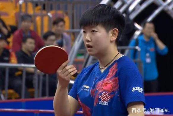 国乒小魔王展望世乒赛!目标只有1个,1句话太自信!给刘国梁惊喜