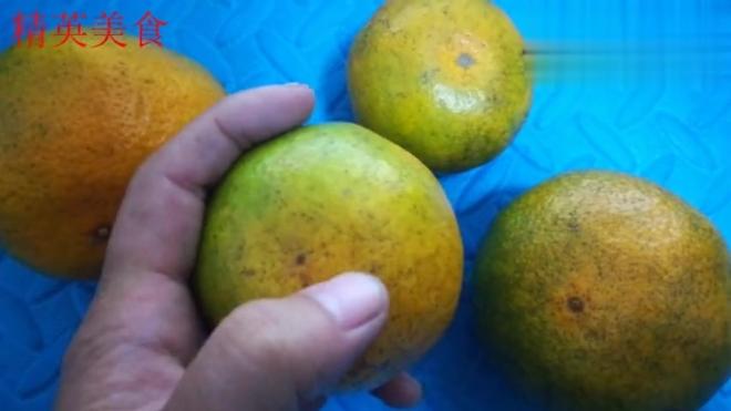 你知道吗?橘子也分公母,教大家挑选好吃的橘子