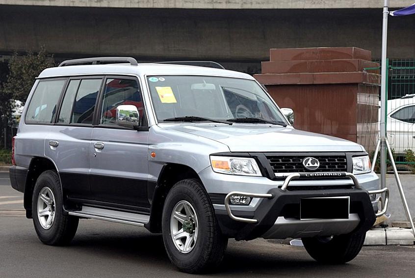 老帕杰罗换标车?车长4.9米,手动挡,有大梁,猎豹Q6值得买吗?