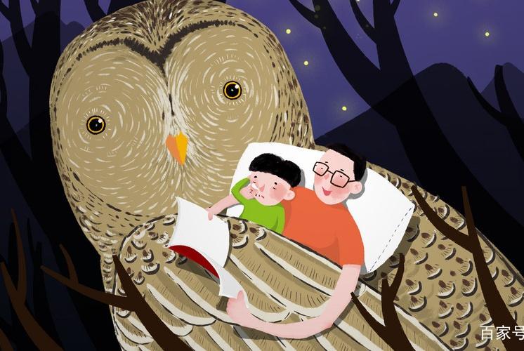 家长睡觉前,多跟孩子做这些事,感情增进更有爱