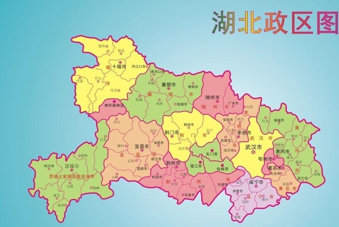 """湖北这四个以""""江""""为名的县,历史悠久都为千年古县"""
