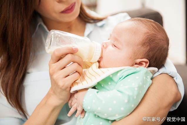 宝宝奶粉段数怎么分?看4点挑选宝宝奶粉,喝对很重要