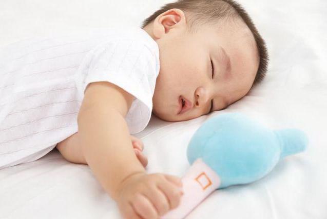 宝宝睡觉时有这几种小习惯,当心是身体异常信号,及时去查一下