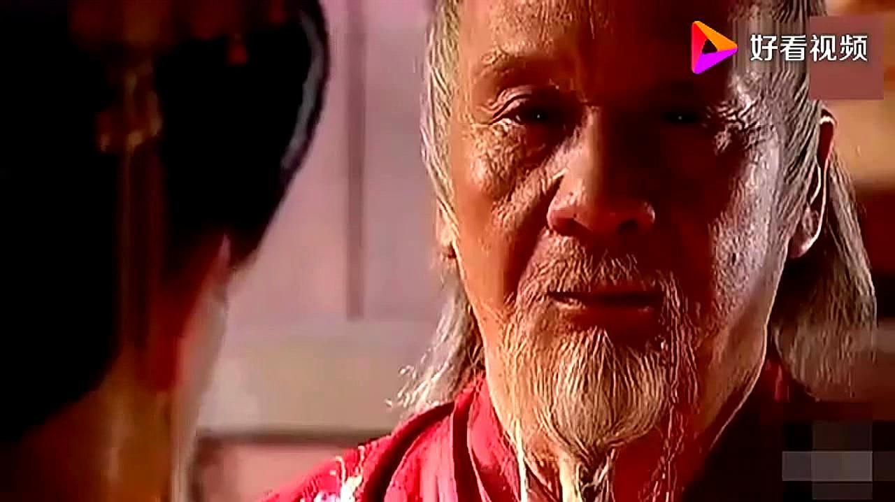 少女被逼嫁给老头,不料碰了一下老人的脸,接下来发生神奇的一幕