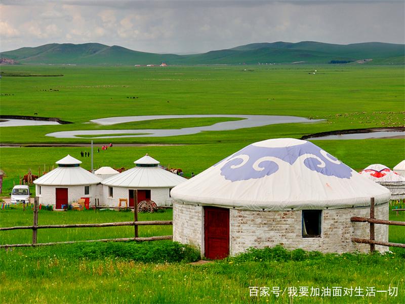 世界著名的天然牧场,呼伦贝尔草原风景欣赏