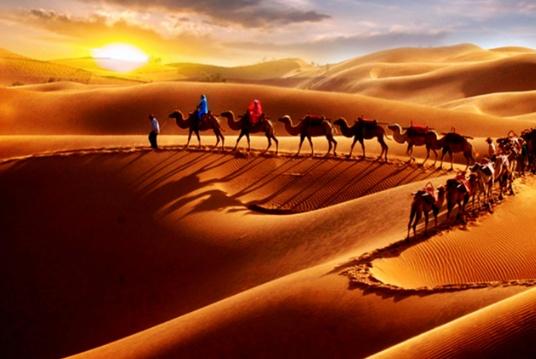 如果挖空沙漠,底部都是些什么东西呢?专家:你一定想不到