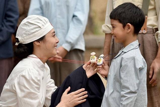 这部日本人拍摄,并在日本播出的抗日剧,剧中八路军是这种形象!
