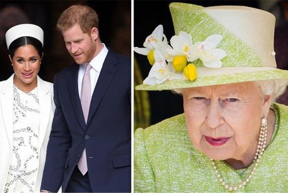 梅根的娃当不上公主王子了?专家分析:英女王不会允许的