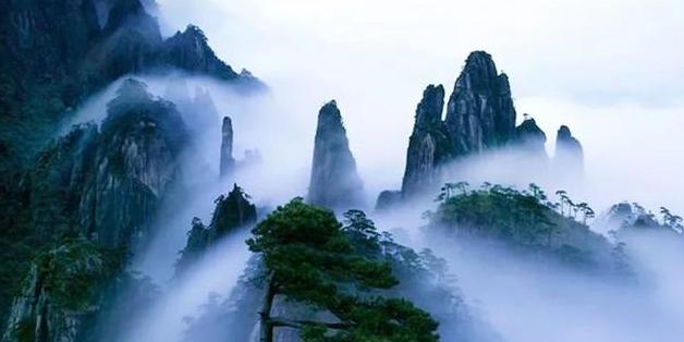 假期到江西旅游,有这么几个景点推荐,都是值得一去的