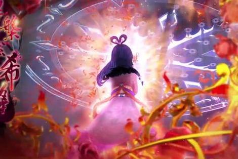叶罗丽第七季新版预告片看点,王默独挑大梁,金王子剑指茉莉