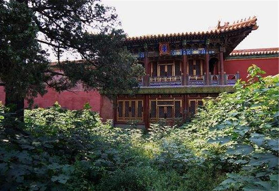 故宫有3处最神秘的宫殿,至今仍未对外开放,从中发现了一物