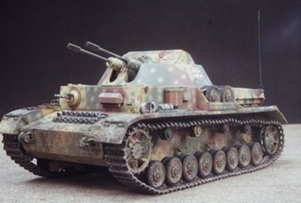 """二战德国黑科技之""""球形闪电""""高炮,号称一切低空目标的克星"""