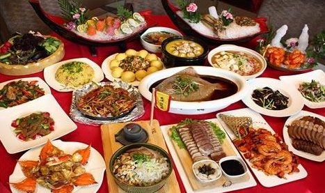国宴�9ce_世界各国国宴特色菜大对比,中国菜直接让各国领导眼花