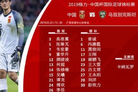 三四名决赛中国队首发阵容还是抱有心存侥幸,卡纳瓦罗坐等挨骂