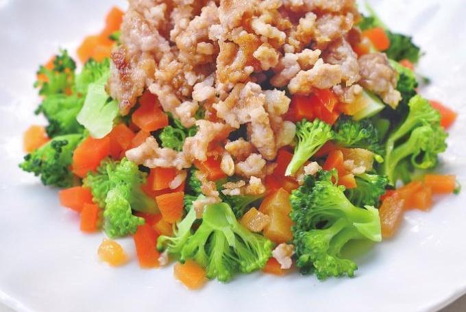 春季长身体,多给宝宝吃这道菜,香软可口,营养均衡,孩子快长高