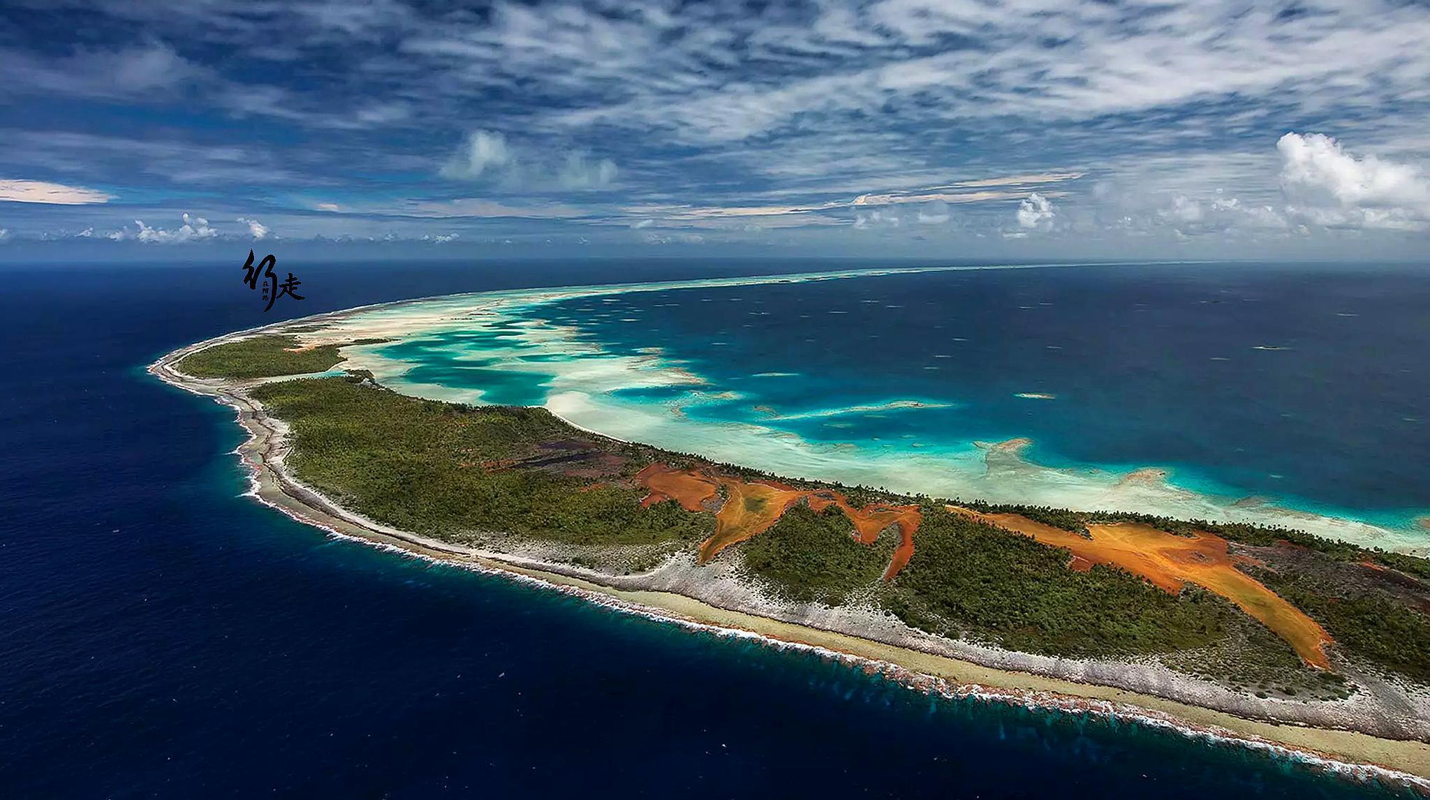 地球上最安全的海岛:没有水、电和网络,警察20多年没事干