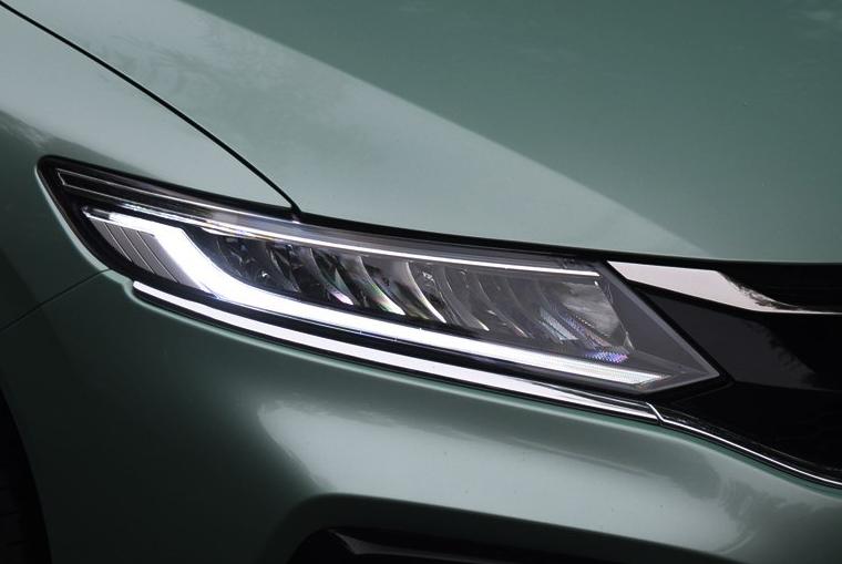 本田的力作车型,发动机与思域同款,兼具SUV大空间才卖11万