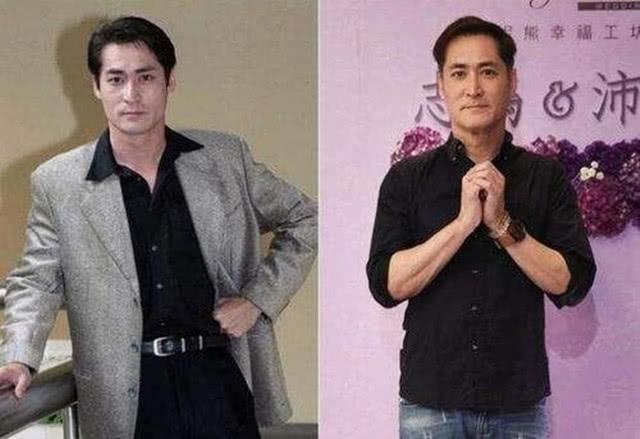 49岁男星自曝半夜被女演员敲门骚扰!他曾因出轨贾静雯图片