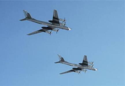 啥意思:委内瑞拉危急时刻,俄战略轰炸机编队在美加两国门口转悠