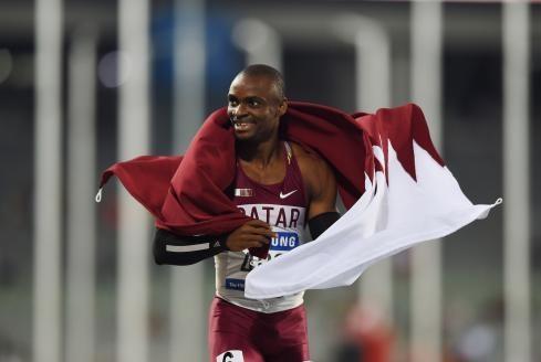 谢震业亚锦赛将遇1劲敌,亚洲200米纪录保持者奥古诺德将复出参赛