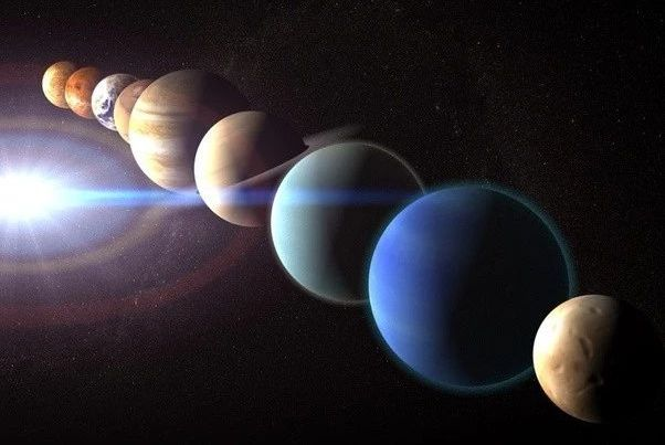 九星连珠可能发生吗?如果真的发生会有什么奇景?
