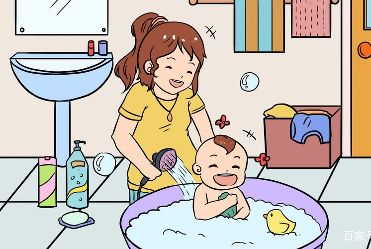 宝妈必知:洗澡洗出的病,这些雷区不能碰