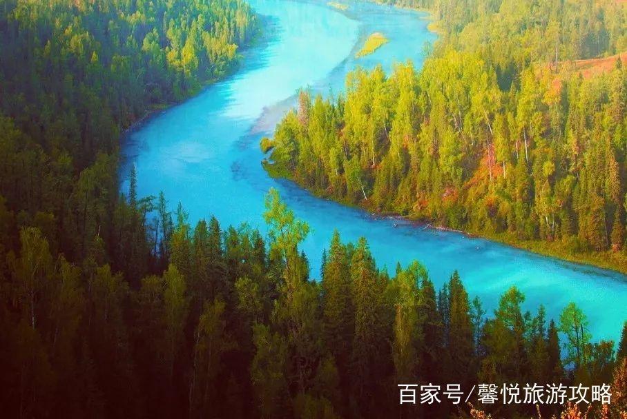新疆,一个能和青海,西藏叫板的地方!