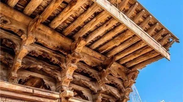 「民宿民居」民乐的老房子,承载着厚重的乡愁!