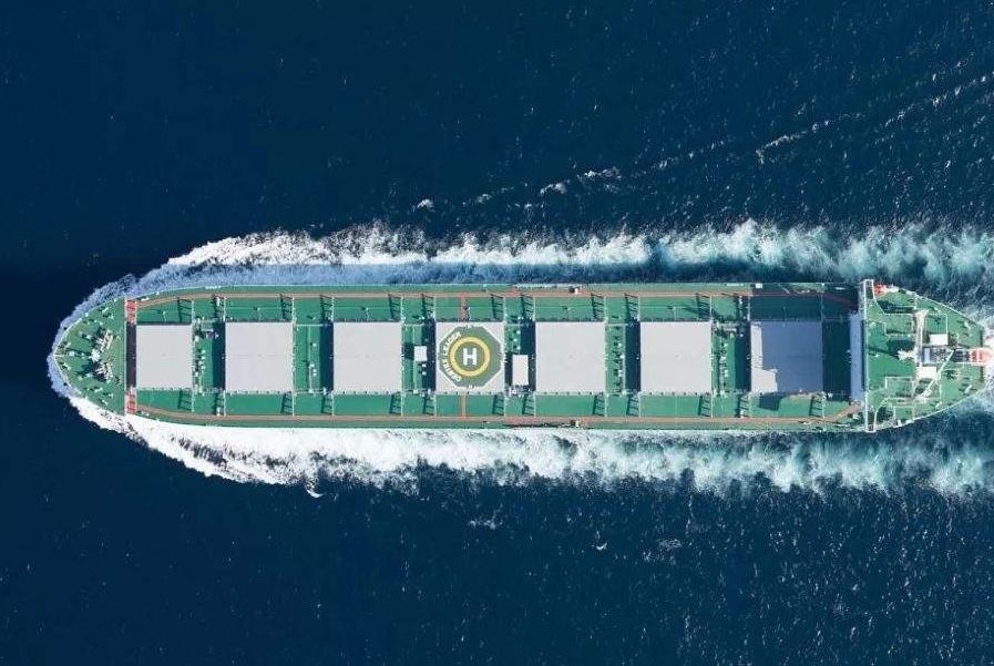 世界十大船舶国家,希腊第一中国第三,美国呢?