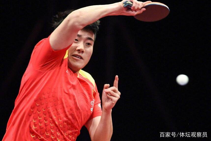 张本并不强?国乒世界冠军被横扫后说出输球主因,状态不好发挥差