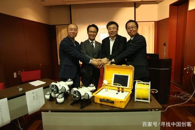 深之蓝工业级水下机器人进军日本市场