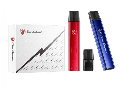 托尼洛兰博基尼电子烟独家测评 小烟中的经典