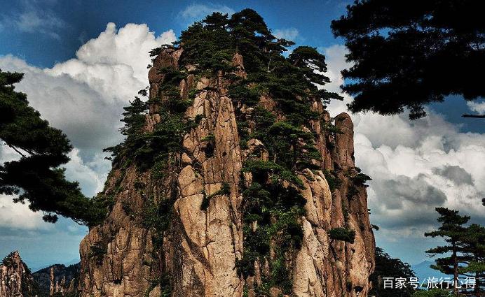 一组西岳华山风景分享,雄伟壮观的山峰,你们喜欢华山