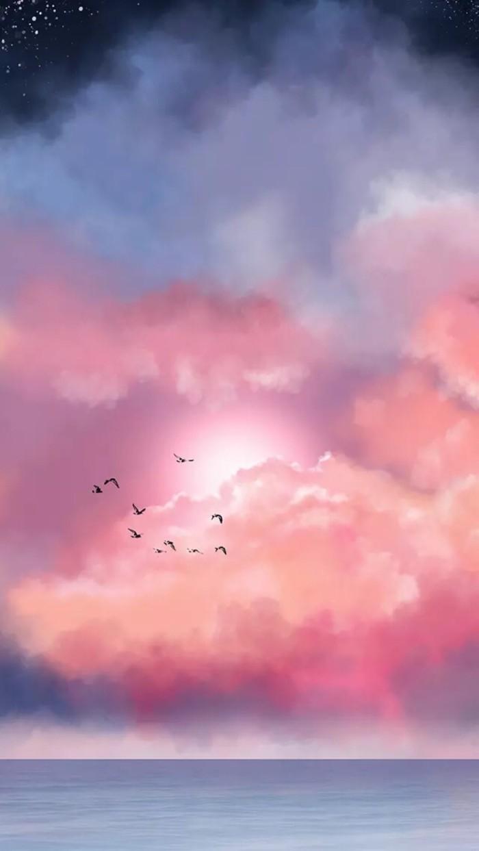 背景 壁纸 风景 天空 桌面 700_1243 竖版 竖屏 手机