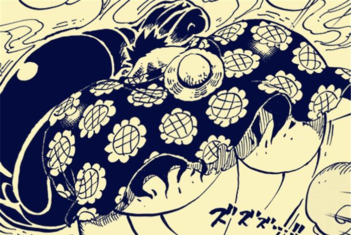 海贼王:为什么奎因不会和路飞开战,尾田早已给出3个理由!