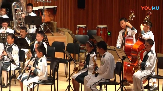 动漫音乐会之管乐合奏《白雪公主》《纳尼亚》