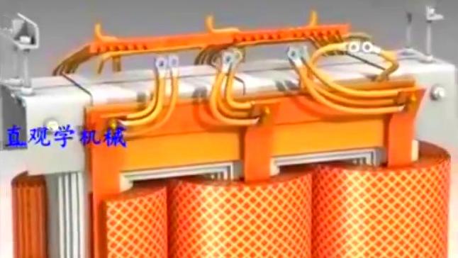 长见识了 science大设计 05:13 3d动画演示变压器工作原理,太牛逼了!