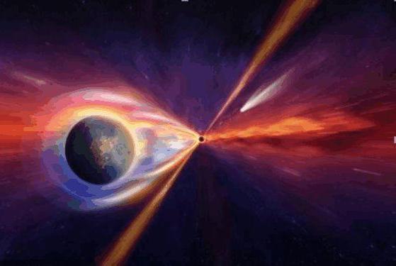 黑洞是密度最大的天体?并非如此!将宇宙变成黑洞,它比真空还空