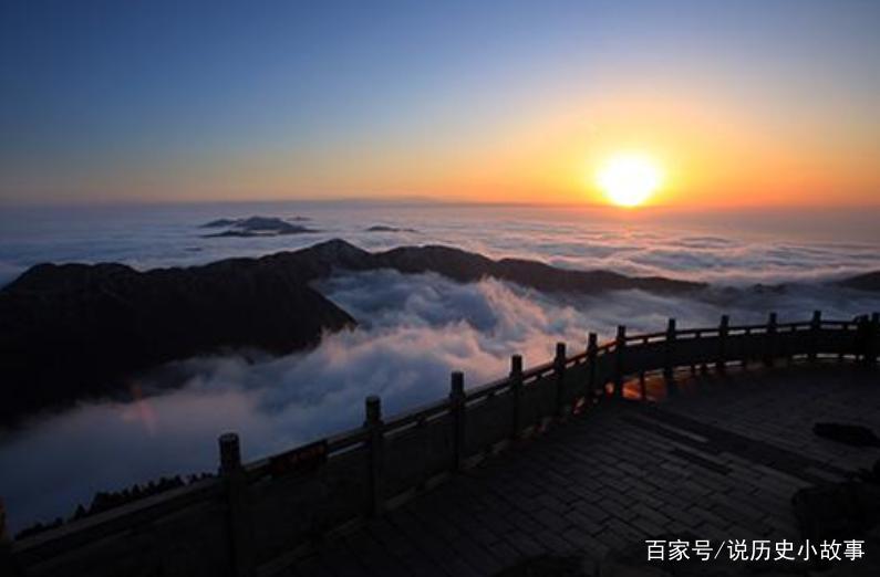 风景图集:南岳衡山美景图片