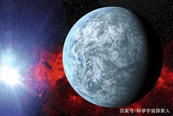 """距地42光年处出现""""超级地球"""",有水有大气,质量远超地球"""