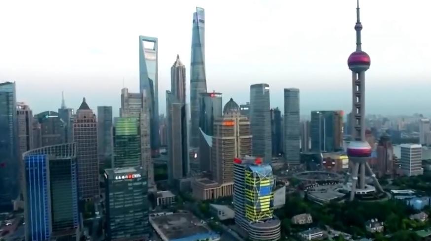 上海第一高樓,亞洲排名第一,世界排名第二!