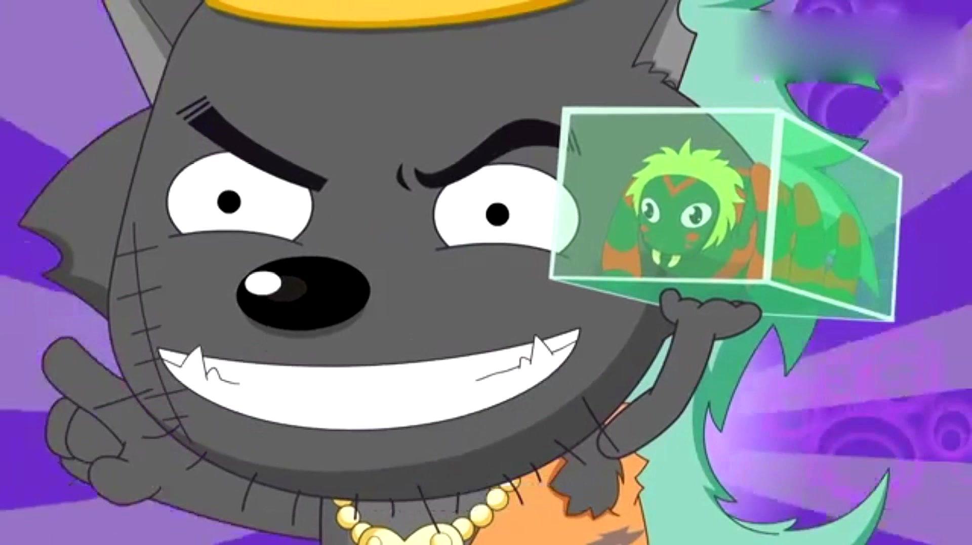 灰太狼竟然这么厉害,这推销行为绝了,为介绍毒蛛的毒性以身试毒