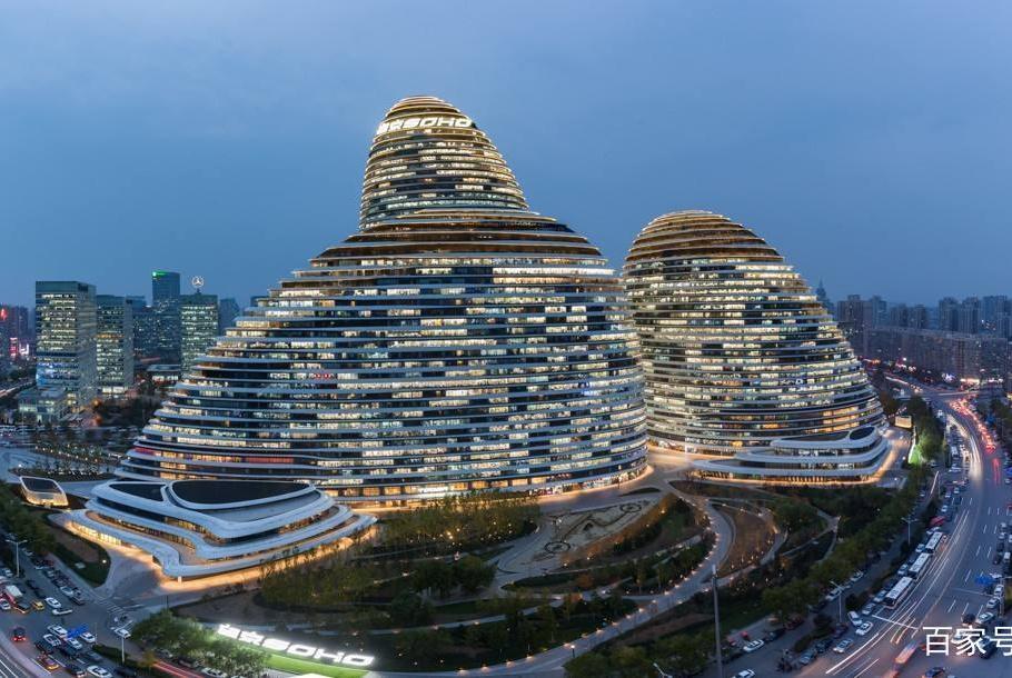 风水风波后,官方数据来了:望京SOHO出租率降了1%