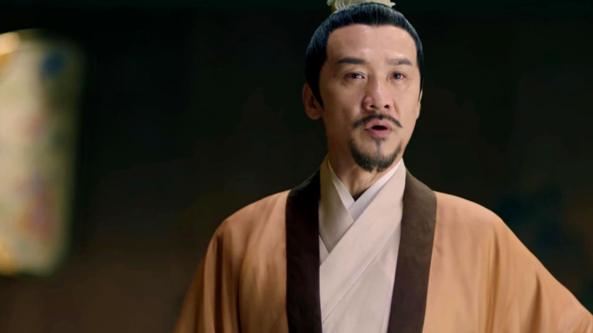 鹤唳华亭:萧定权当众自尽,临死前一句话,让老皇帝崩溃变疯癫