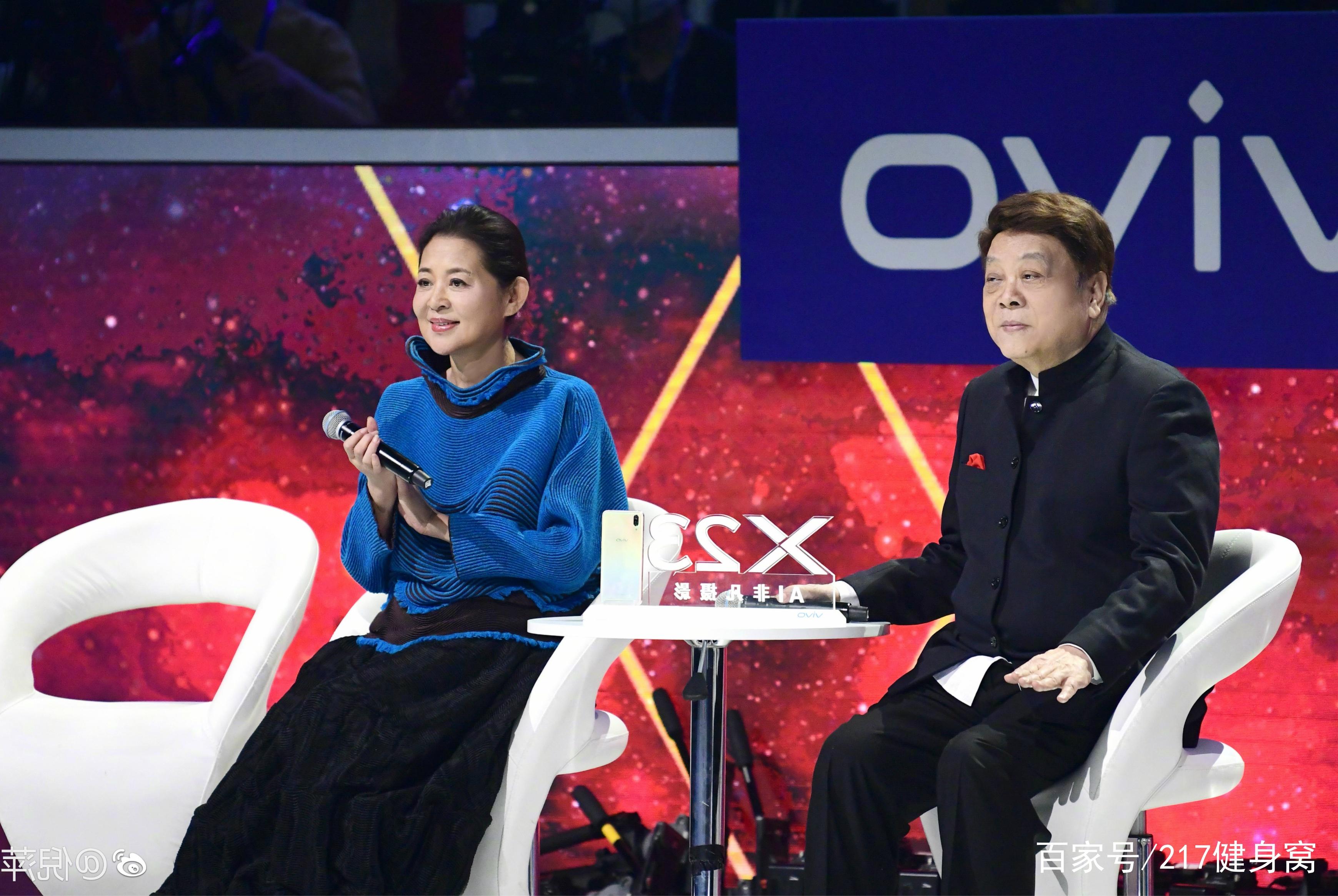 倪萍参加《吐槽大会》和《王牌》前后对比就知道,减肥真的显年轻
