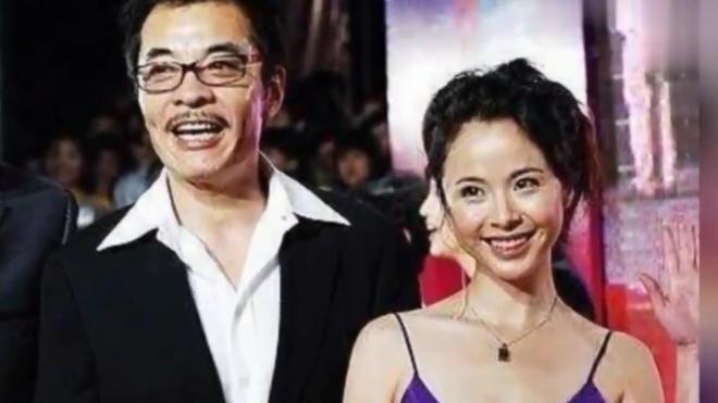 明星恋48岁大叔刘威被弃 杨若曦曾是张国立爱女